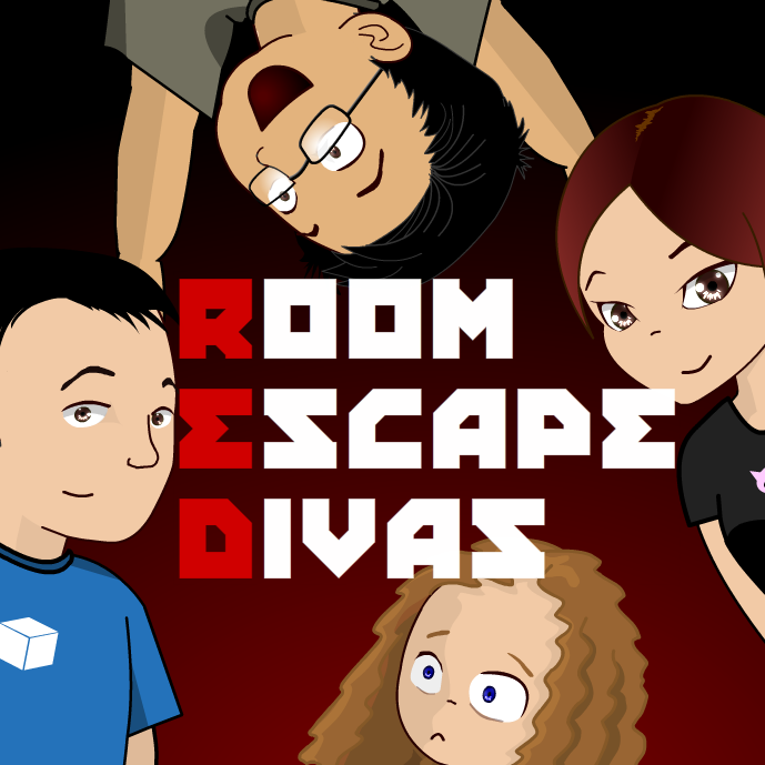 Real Escape Room Players - Room Escape Divas