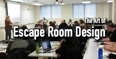 The codex a secret community of escape room enthusiasts for Escape room design